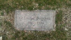 Margaret Louise <i>Waltz</i> Bensman