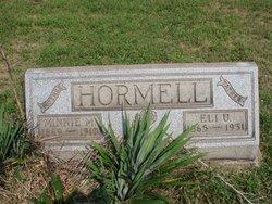 Eli Ulury Hormell