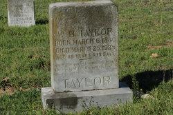 Wendell Boyd Taylor