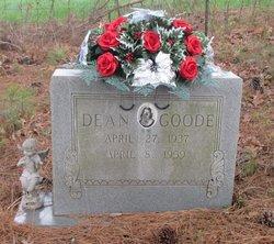 Dean <i>McMahan</i> Goode