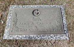 Alice Cardozo
