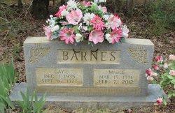 Mable E. <i>Stewart</i> Barnes