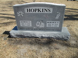 Almon Chester Hopkins