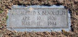 Col Alfred Seligman Bendell, Jr