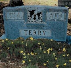 Clifton Edward Terry