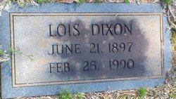 Lois <i>Dixon</i> Gardner