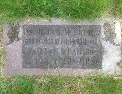 Margaret Isabel <i>MacLeod</i> McCue