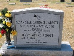 Susan Star <i>Cardwell</i> Abbott