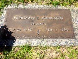 Norman Edward Johnson, Sr