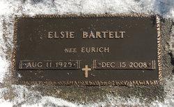 Elsie <i>Eurich</i> Bartelt