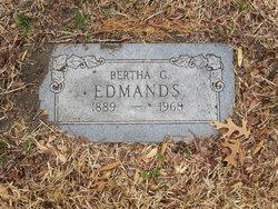 Bertha G Edmands