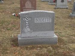 Ralph Fredrick Bodette, Sr