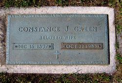 Constance J Green