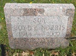 Boyd E. Norris