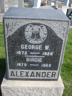Birdie Alexander