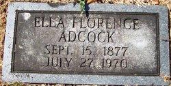 Ella Florence Adcock