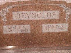 Harry A. Reynolds