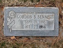 Gordon Barker Bennett