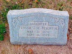 Flossie Zoe Beightol
