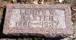 Dr Leroy Worth Baxter