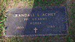 Randall L Achey