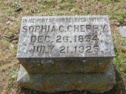Sophia Carter <i>Adams</i> Cherry