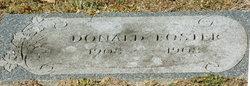 Donald Foster