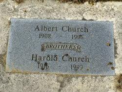 Albert Clinton Church