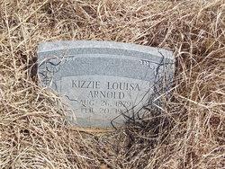 Kizzie Louisa Arnold