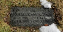 Frederick K Fred Boyajian, Jr