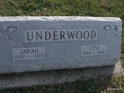Sarah K. <i>Kyger</i> Underwood