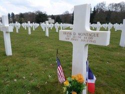 Pvt Frank D Montague