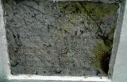 William T Barrios, Sr.