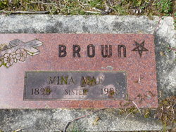 Mina Mae Brown