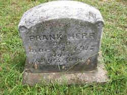 Frank Herr