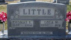 Lola Myrtle <i>Thomas</i> Little
