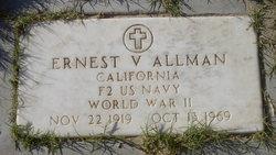 Ernest Virgil Allman