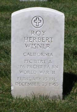 Roy Herbert Wisner