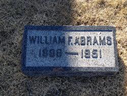 William F. Abrams