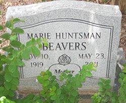 Marie <i>Huntsman</i> Beavers