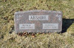 Ruth Henrietta <i>Bashore</i> Abshire