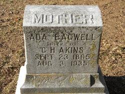 Ada <i>Bagwell</i> Akins