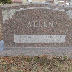 Amelia B. <i>Fiedler</i> Allen