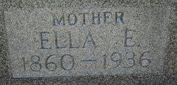 Ella E. Arvedson