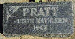 Judith Kathleen Pratt