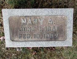 Mary Ann <i>Pumphrey</i> Pitcher