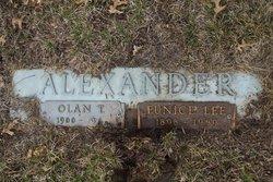 Olan Thomas Alexander