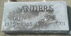 Cynthia Jane <i>Steepleton</i> Anders