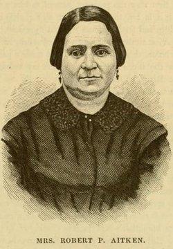 Sarah <i>Johnstone</i> Aitken