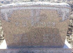 Henry Wilson Stinson